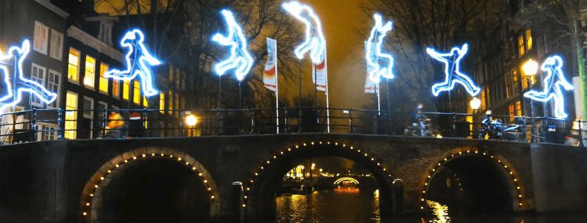 Lichtfestival Amsterdam