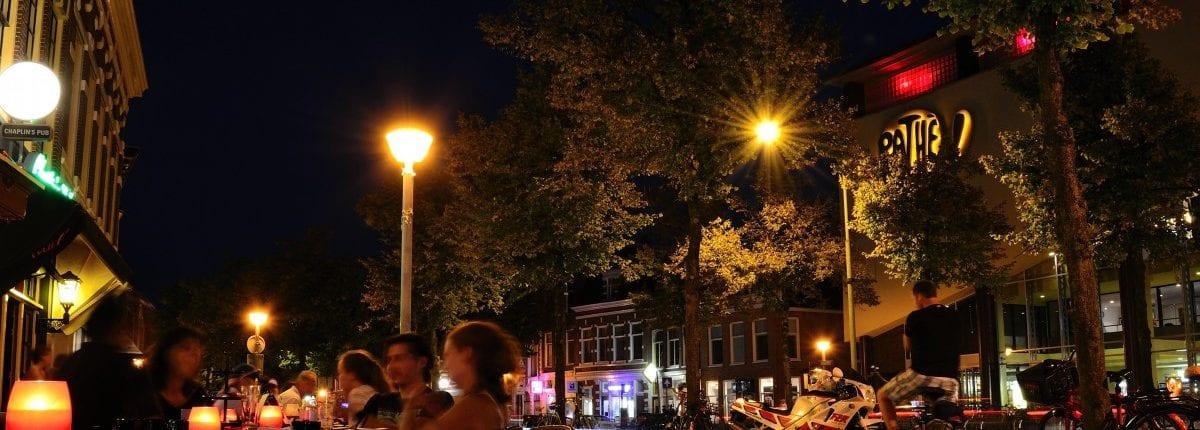 Nacht Amsterdam
